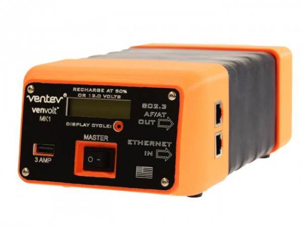 Ventev VenVolt 802.3at PoE + Site Survey Battery Pack