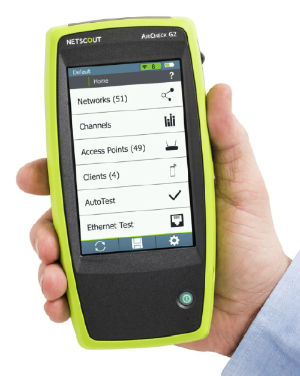 Netscout AirCheck G2 Wireless tester rent